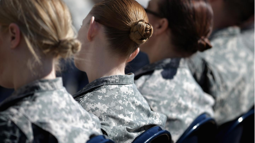 Newsweek: Women Vets Have More Than Double the Suicide Rate of Civilian Women