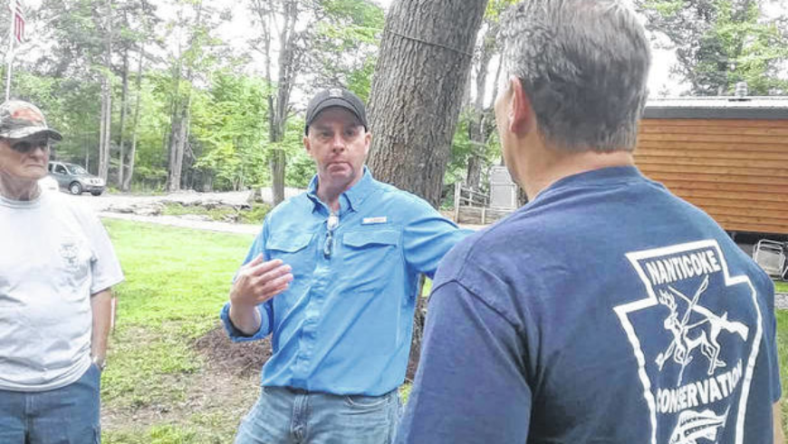 Times Leader: Program helping veterans and wild brook trout recover through fishing