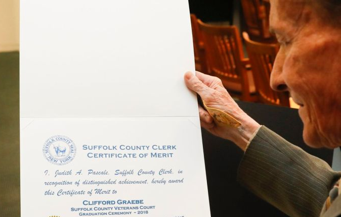 Newsday: In Suffolk County, a court that understands the needs of veterans